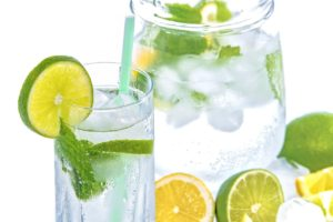 糖尿病患者さんと水分補給