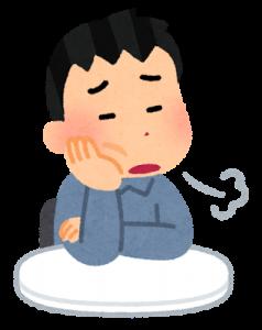 小児糖尿病と鼻血